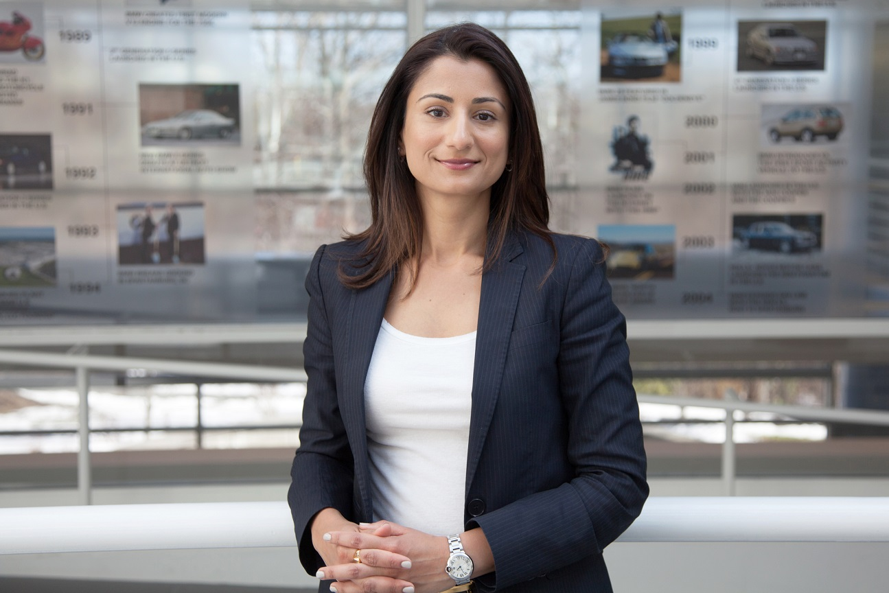 Appointment of Ms  Ritu Chandy as Regional CEO of BMW Group